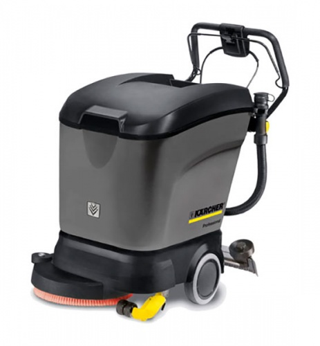 BD 40/25 C Eco Bp Pack KAP поломоечная машина karcher (всасывающая балка в комплекте)